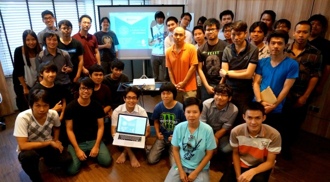 About _s (underscores) and WP4.0 new features. Bangkok WordPress Meet-up, July